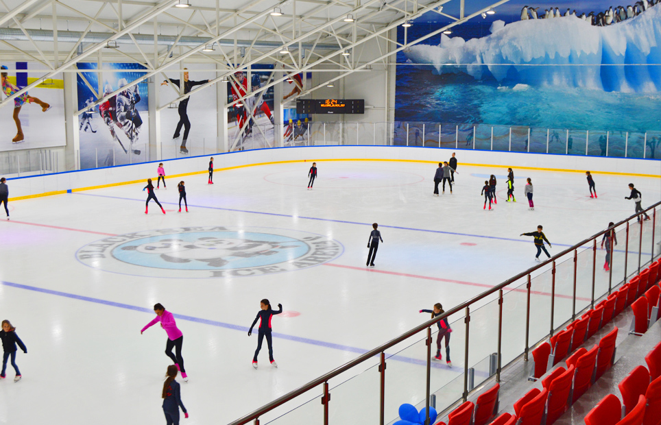BLACK SEA ICE ARENA
