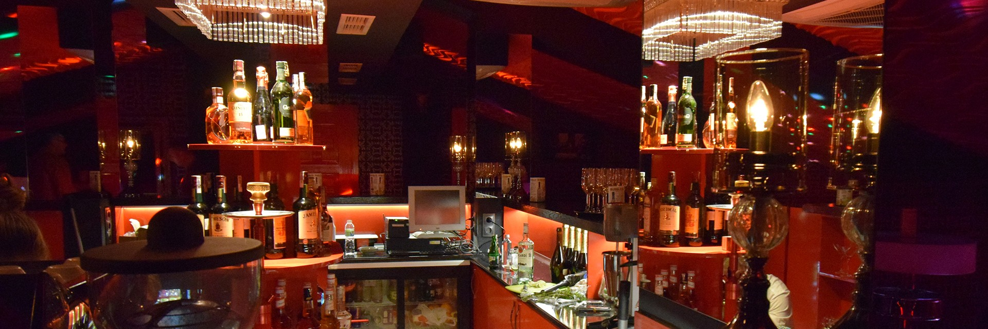 "Night Bar ""Moulin Rouge"""