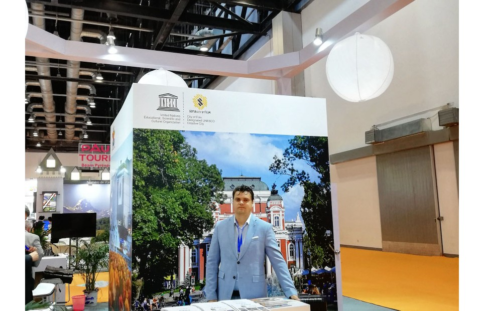 Комплекс Therma Village с участие в Beijing International Tourism Expo / BITE / – Пекин, 18-20 Юни 2019 г