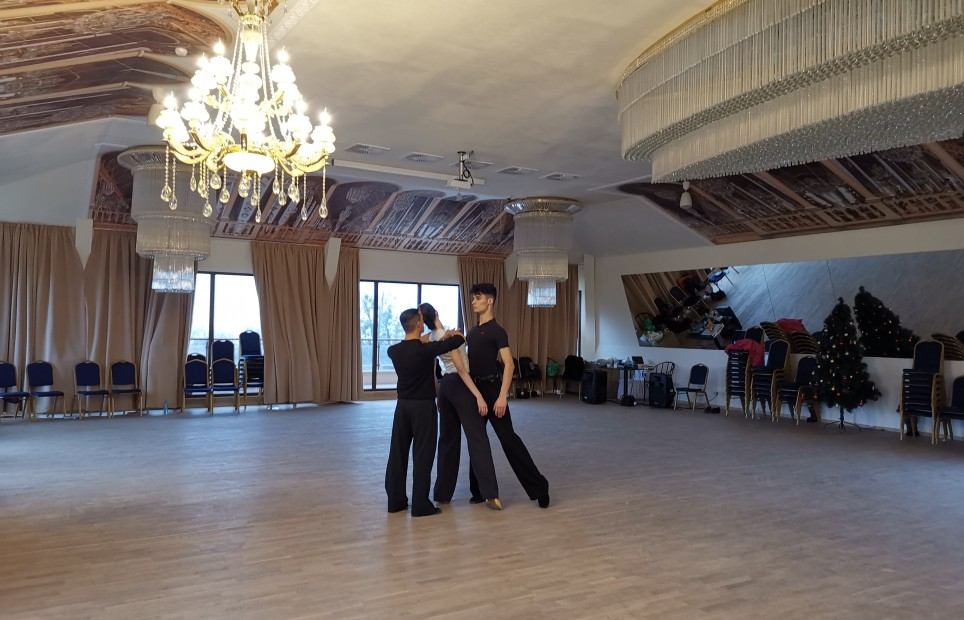 Sport and classical dancing