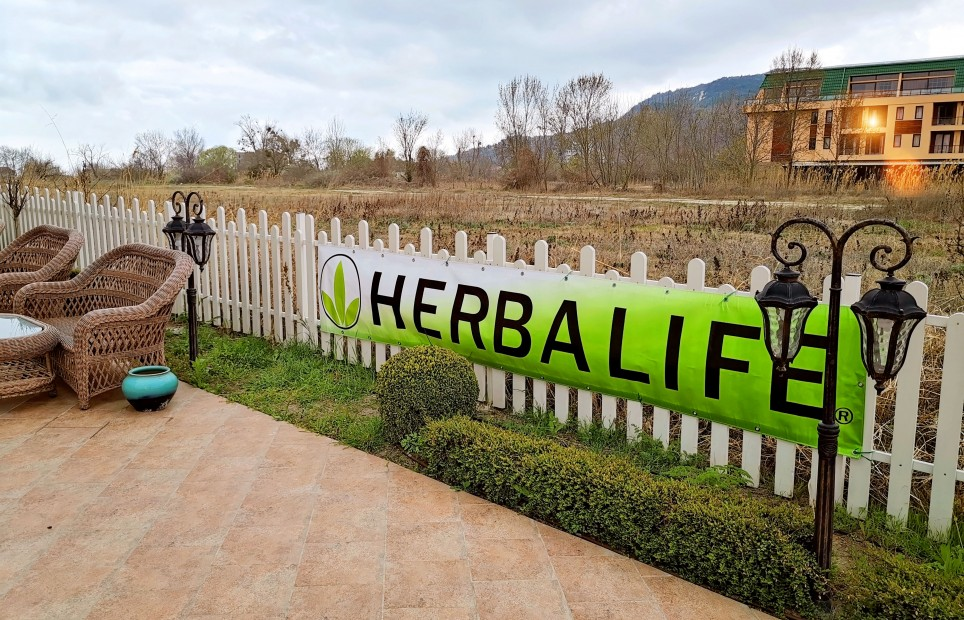 Herbalife at Therma Eco
