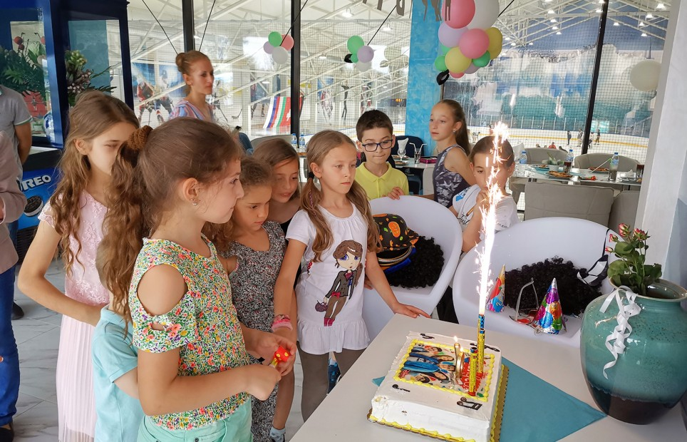Birthday Parties at Black Sea Ice Arena