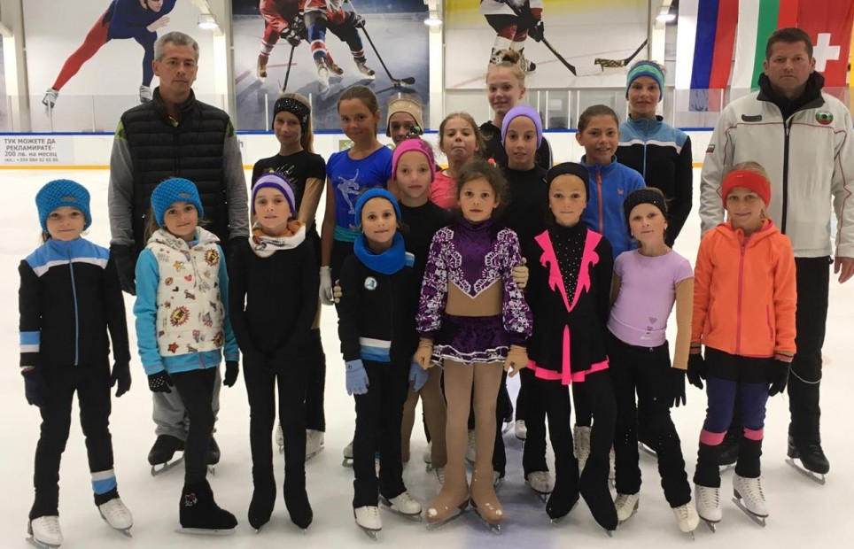 International Figure Skating Camp Black Sea Ice Show