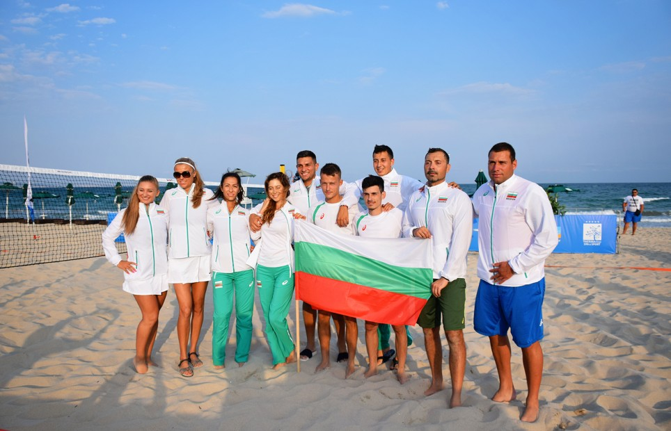 European Beach Tennis Championship 2019 September 2-8