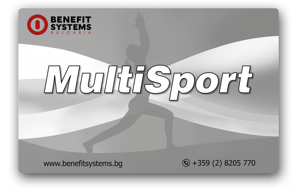MultisSport Cards